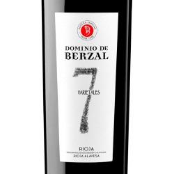 Dominio de Berzal 7 Varietales